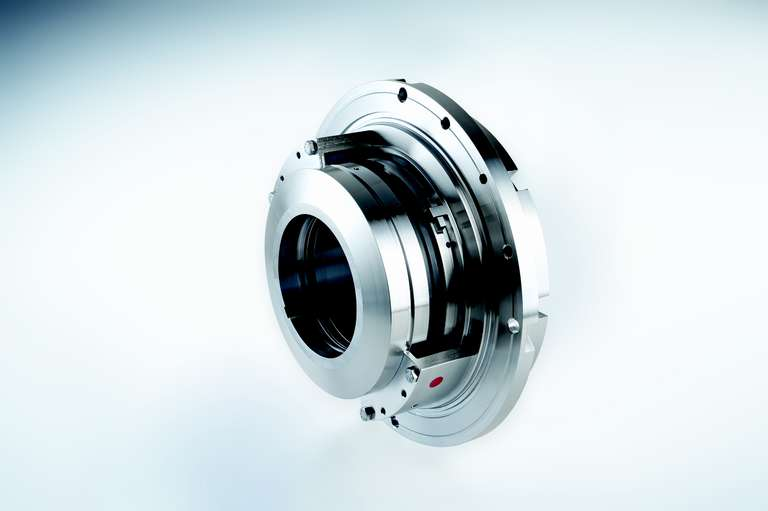 Robust mechanical seal for subsea pumps