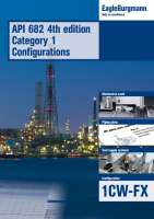 Brochure API 682 4th ed. Cat. 1 Configurations - 1CW-FX