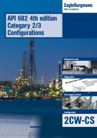 Brochure API 682 4th ed. Cat. 2/3 Configurations - 2CW-CS